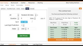 WINNING DIGITS MATCH WITH MARTIANGLE DOMAIN TRICK
