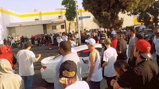 Дрифт в Лос-Анджелесе