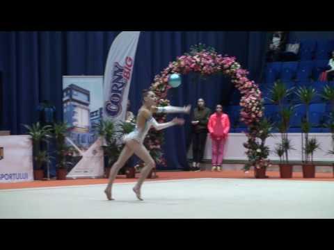 Denisa Mailat   ROU   Ball   Irina Deleanu Cup 2017