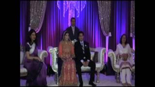 Kausar and Tahir Walima A