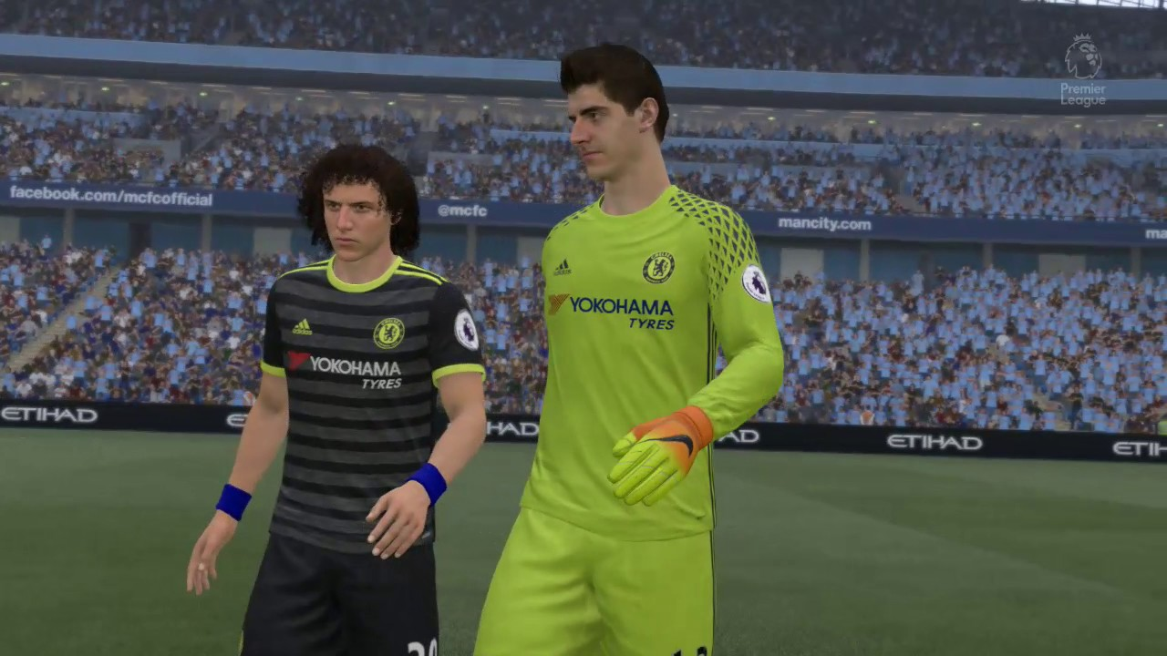 [HD] Manchester City vs Chelsea | Premier League | Journée 14 | 03 Décembre 2016 | Fifa 17 - YouTube