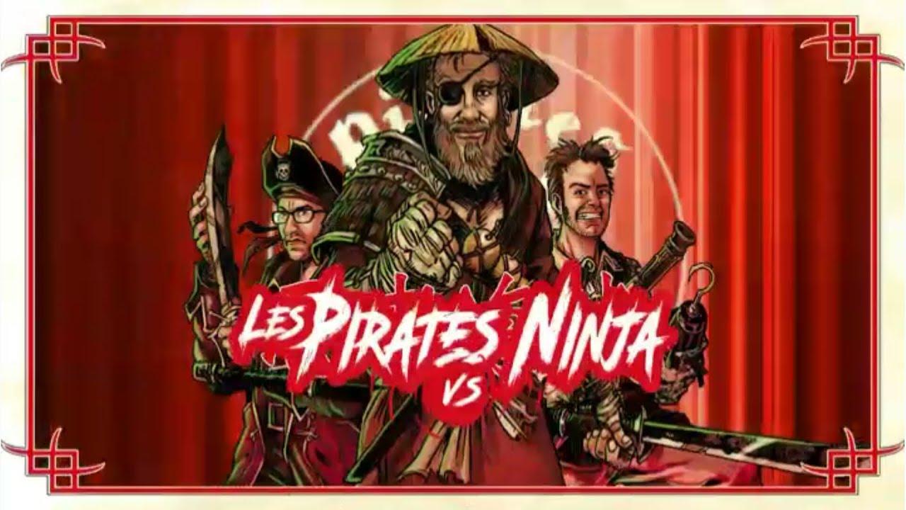 La Pirate Ninja