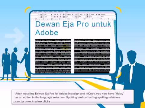 Dewan Eja Pro helps you write better Malay