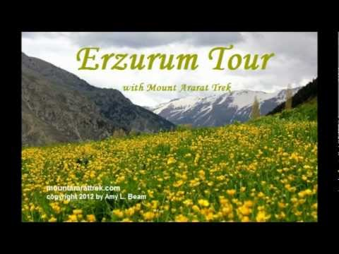 Erzurum Turkey Tour after Kackar Mountains (HD ver) with Mount Ararat Trek by Amy Beam