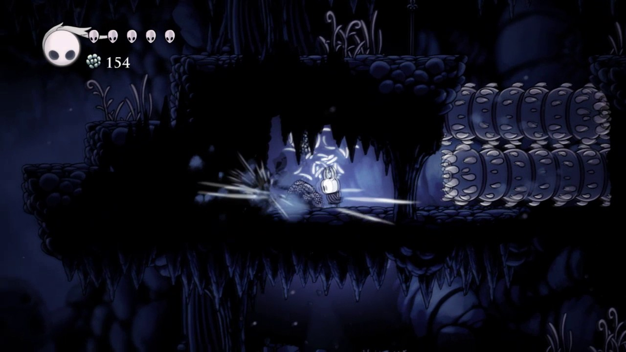 Let's Play Hollow Knight [2] Spike jumps
