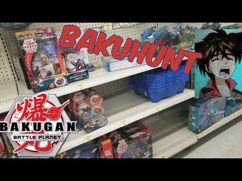 BAKUGAN BATTLE PLANET HUNTING @Walmart Canada 01-03-2019