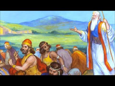 Noah and the Flood Genesis 6 Bible story for little children