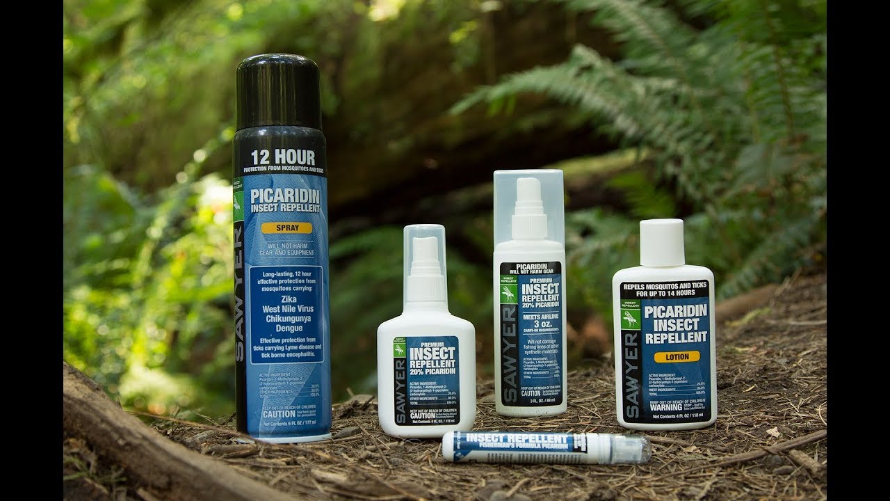 Picaridin 20 Insect Repellent Sawyer Products Sawyer Products