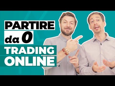 Partire da zero con il trading online