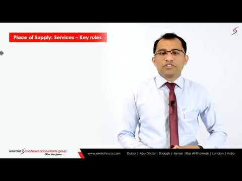 Reverse Charge Mechanism VAT| VAT in UAE- Emiratesca CEO, CA Manu Nair