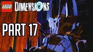 lego dimensions walkthrough part 17 sauron boss gameplay ps4 xb1 wii u 1080p hd