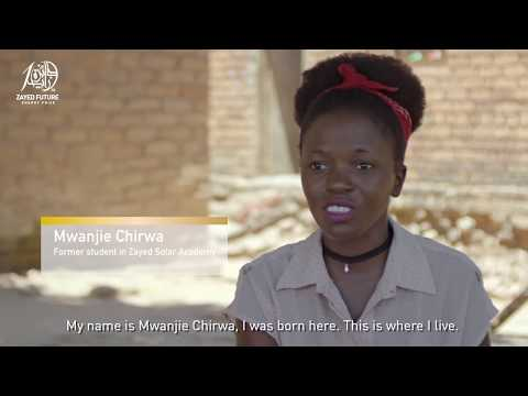 Impact of the Zayed Future Energy Prize in Malawi