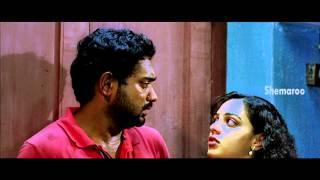 Asif Ali comforting Nithya Menon | Dil Se Telugu Movie Scenes | Biji Bal | Sibi Malayil