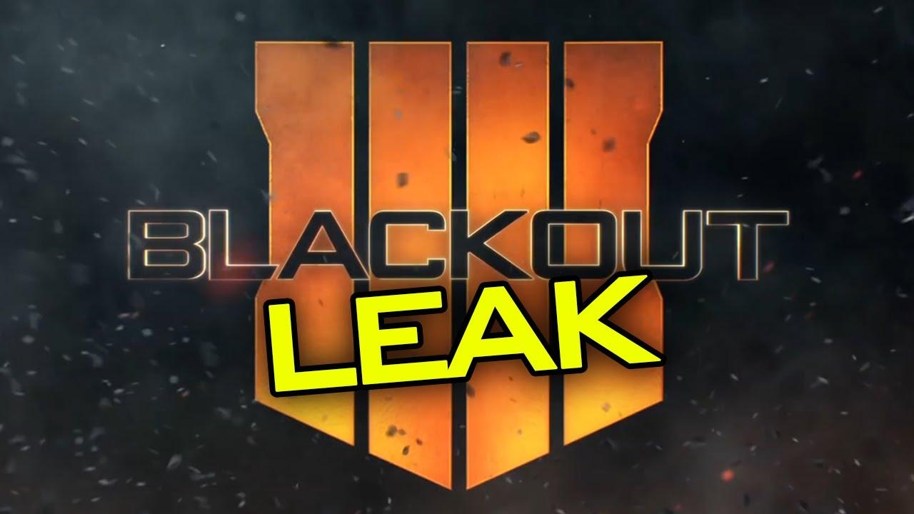 Details On Black Ops 4's Blackout Mode Leaked