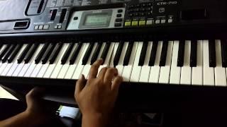 Jaadu Teri nazar piano cover (bazigar)| by  Mariam Zaina