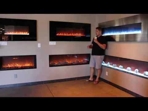 CLX SeriesvsLandscape Modern Flames Electric Fireplace Product Comparison