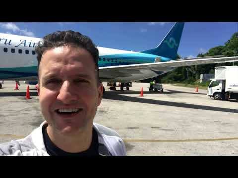Ramblin' Randy in Nauru - Three Days on the Island