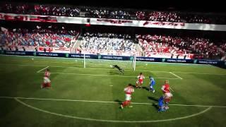 Мой сейв в FIFA 12