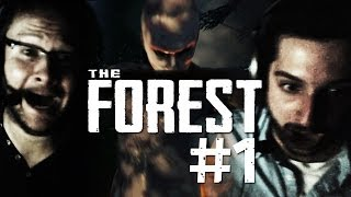 Thumbnail für das The Forest Let's Play