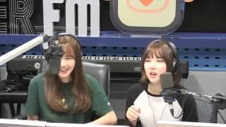 [SBS]이국주의영스트리트,여자친구 은하 라이브에 예린의 맞춤 댄스?!