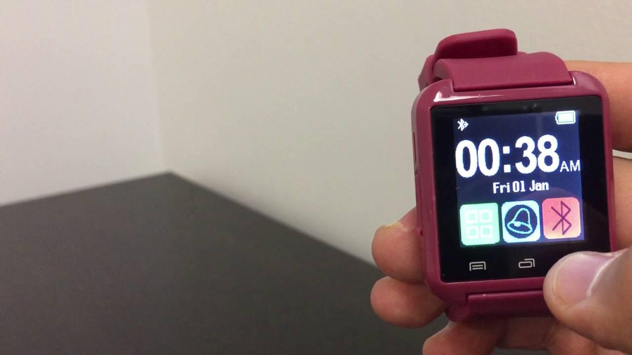 jamsonic smart watch