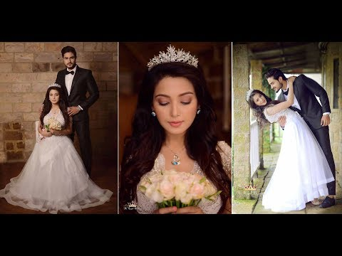 Christian Wedding Makeover By Jitu Barman