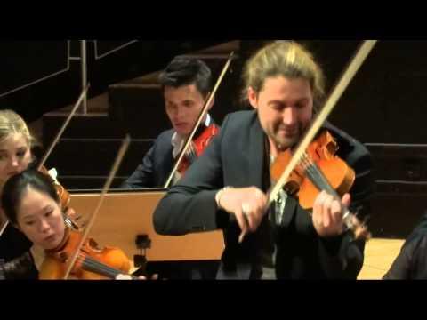 David Garrett -  Vivaldi - alle 4 Jahreszeiten - Four Seasons