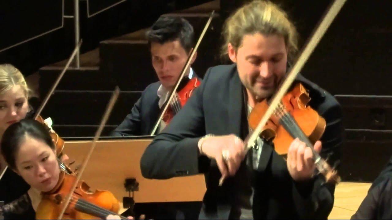 David Garrett - Vivaldi - alle 4 Jahreszeiten - Four Seasons - YouTube