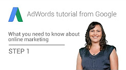 AdWords tutorial from Google - Step 1: What you need to know about online marketing