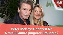 Peter Maffay: Hochzeit Nr. 5 mit 38 Jahre jüngerer Freundin? | CELEBRITIES und GOSSIP