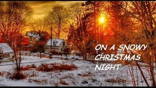 Elvis Presley - On A Snowy Christmas Night, (HD)