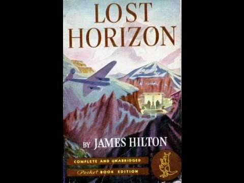 Lost Horizon, by James Hilton (MPL Book Trailer #41)