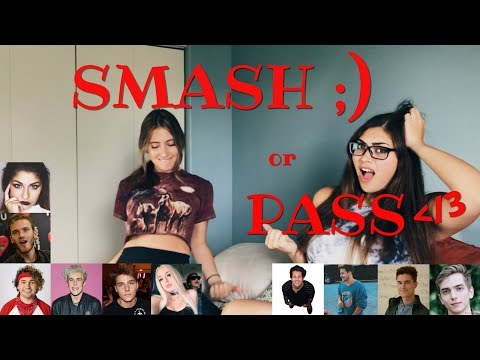 YOUTUBER SMASH OR PASS W/ FIT SID