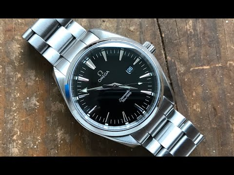 The Omega Seamaster Aqua Terra Quartz (2517.50.00): The Full Nick Shabazz Review