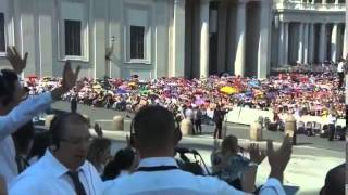 Darlene Zschech - Shout To The Lord @Vatican