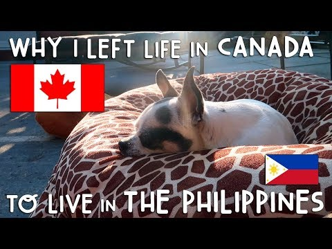 WHY I LEFT CANADA TO LIVE IN THE PHILIPPINES | Vlog #186