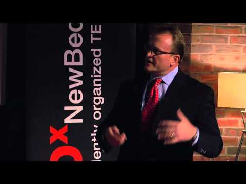Leaping-over-Leap-Frogging - The Quantum Enterprise Thesis: Stewart Skomra at TEDxNewBedford