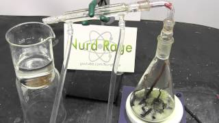 Recover Copper from Ferric Chloride Etchant (Waste free method)