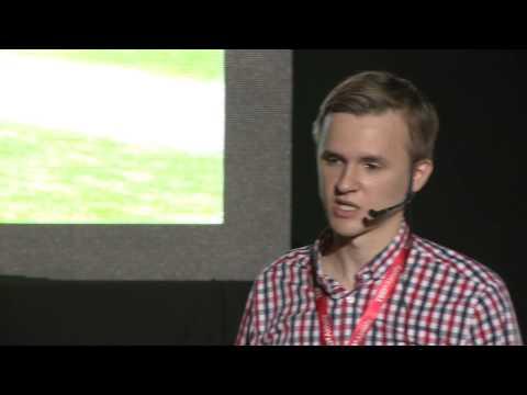 Changing Almaty: Egor Korobeynikov at TEDxAlmaty