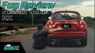 Nissan Juke Rx FUN REVIEW - Crossover Paling Nyentrik | LUGNUTZ Indonesia
