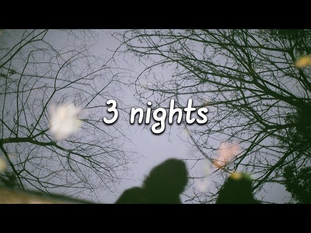 Dominic Fike 3 Nights Lyrics Don't forget about me, demos spotify: dominic fike 3 nights lyrics