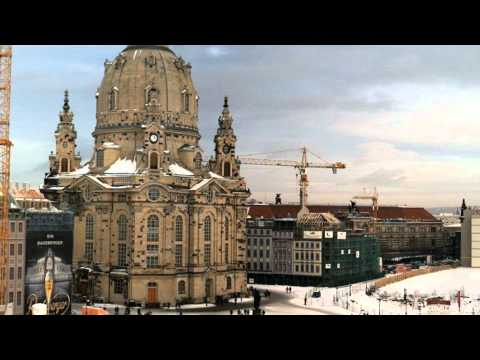 Neumarkt Dresden - der Baufortschritt im Zeitraffer