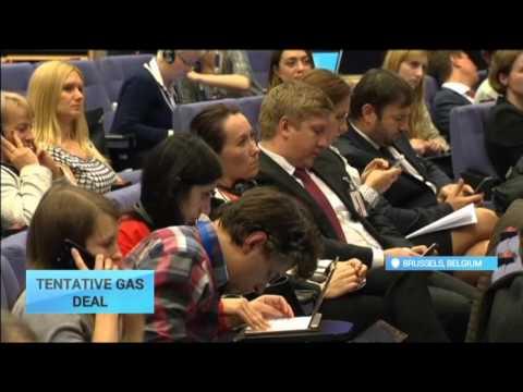 EU, Ukraine, Russia Haggle Over Gas Supplies, Price: Tenative gas deal initialized