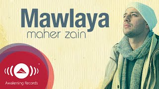 Video Maher Zain - Mawlaya | Official Lyric Video download MP3, 3GP, MP4, WEBM, AVI, FLV Oktober 2018