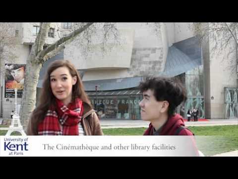 LIBRARIES IN PARIS 2