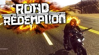 Road Redemption Online Multiplayer - Max Settings, 1080p, 60fps