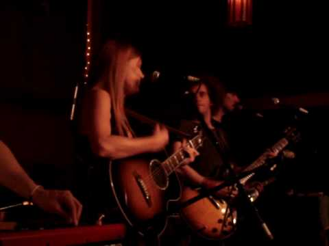 Schuyler Fisk -The Good Stuff - Live @ The Living Room NYC 5/21/10