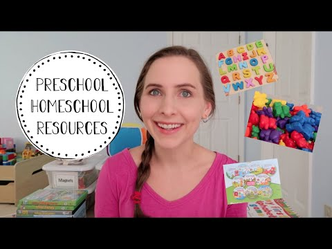 PRESCHOOL | HOMESCHOOL IDEAS