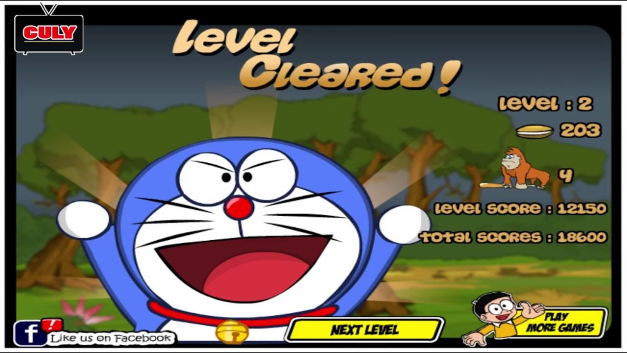Game Doremon phiêu lưu giải cứu Nobita – Cu lỳ chơi game #35 – doraemon adventure funny gameplay