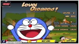 Game Doremon phiêu lưu giải cứu Nobita - Cu lỳ chơi game #35 - doraemon adventure funny gameplay